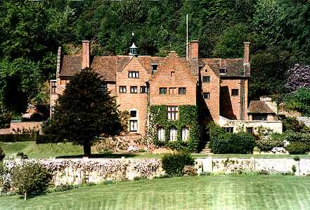 Chartwell House Tours